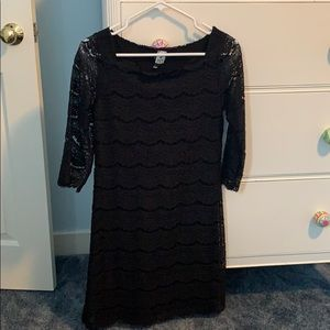 White House Black Market lace dress
